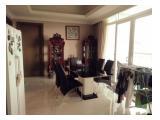 Jual Apartemen Botanica (Simprug) 2BR Furnished Lantai Tinggi Murah