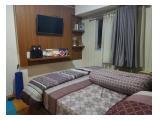 Dijual Apartemen The Wave 1BR Luas 40m2 Full Furnished