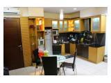 Jual Apartemen Casablanca Mansion 3BR+1 Full Furnished Bagus Siap Huni