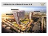 Trans Park Bintaro Apartemen dan SOHO, Lokasi strategis dan HARGA PERDANA, Pre launching.