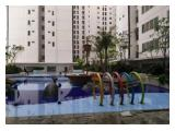 Jual Apartemen Bassura City Jakarta Timur - Studio 19.16m2 Unfurnished