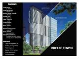 Apartment Bintaro Plaza Residence – Breeze Tower For Sale