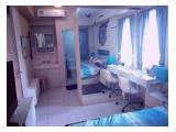 Jual Apartemen Grand Palm Residence Jakarta Barat - 3 BR 60 m2 Unfurnished