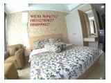 DIJUAL GOOD DEAL APARTMENT MENTENG PARK TYPE STUDIO 1 BEDROOM - SIZE 28 & 33 (AVAILABLE VARIANT UNITS)