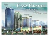 For Sale Apartment Casa Grande Residence Phase 2 - 2BR / 3BR Fully Furnished