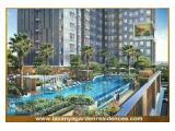 Dijual dibawah harga beli : Lavanya Garden Residence - 1BR