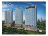 Disewakan Apartemen Menteng Park - 2BR (Furnished)