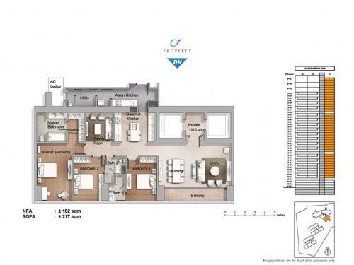 Jual Apartemen Anandamaya Residence Murah Apartment