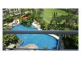 Jual Apartemen The Mansion Dukuh Golf Kemayoran 2BR Unfurnished Lantai Tinggi