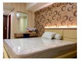Jual Apartemen U Residence Karawaci Tangerang - Studio 30m2 Furnished