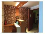 Dijual Cepat Apartemen Citylofts Luas 86 m2 Furnished Settingan Office.