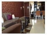 Jual Apartemen Kuningan City 2 br fully furnished mewah Murah Tersewa