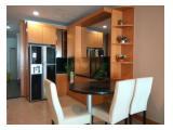 Dijual Cepat Apartemen Kempinski Grand Indonesia Luas 252m2, 3BR Furnished