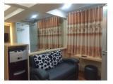 Contoh Interior Type Studio 33m- Apartemen The Jarrdin