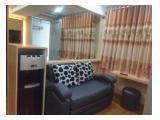 Contoh Interior Type 2BR 33m -Apartemen The Jarrdin Bandung
