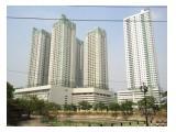 Dijual / disewakan apartemen Thamrin Residence & Thamrin Executive City - Furnished