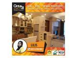 Jual Apartemen Residence 8 Senopati 1BR Full Furnished Bagus Siap Huni