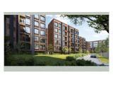 Dijual Low Rise Apartemen - LLOYD Dengan 70% Green Space di Alam Sutera