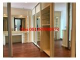 Pakubuwono View 4 bedroom , combine unit , lantai tinggi, pool view