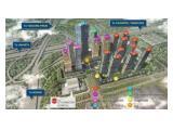 Dijual Apartemen dan RUKO at Vasanta Innopark – Studio / 1 BR / 2 BR at MM2100 Cibitung Bekasi