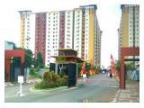 Jual Murah & Cepat Apartemen Casablanca East Residence Pondok Bambu – 2 BR Posisi Hoek, Kosongan (Unfurnished)