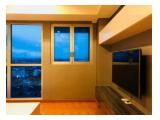 Di Jual Kemang Village Residence Studio room - Furnished Brand New ( Kondisi Tersewa )