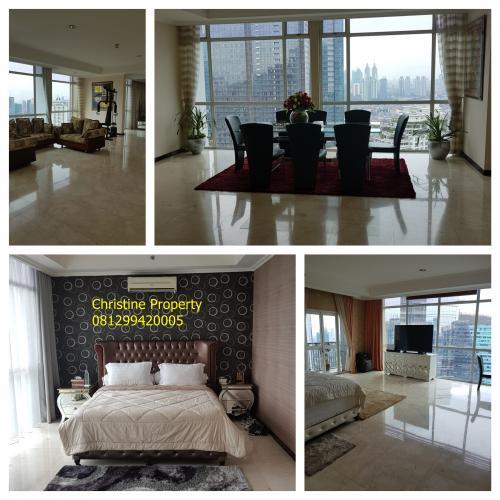 Jual Apartemen Bellagio Residence Murah Apartment