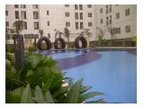 Dijual/Disewa Apartement Bassura City 3 BR, Semi Furnished, lantai 9, tower Flamboyan, Hub 0813-1838-1838 / 0878-7838-1838