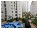 Bassura City 2 kamar di atas Mall Bassura City harga spesial 530jt pasti suka