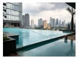 Dijual Apt District 8 @ SCBD - 3BR - 179m2 - Unit Bagus dan Best City View