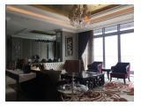 Jual Apartemen Raffles Residences Ciputra World 1 Jakarta – 4+1 BR 480 m2 Semi Furnished , Best View