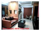 Jual Cepat Mediterania Garden Residences 2 – 2 Bedroom Furnished