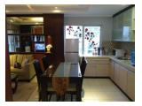 Dijual / for sale apartement Sudirman Park 3 bedrooms good furnished