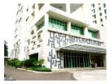 Dijual Murah! Apartemen Woodland Park Residence, Kalibata - Unit 1+1 BR (40m2) Unfurnished