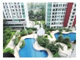Dijual Murah! Apartemen Woodland Park Residence, Kalibata - Unit 1+1 BR (40m2) Fully Furnished