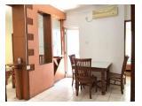 Dijual CEPAT Apartemen Mediterania Gading Residence 3 Kamar Full furnish