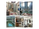 Apartemen Bellagio Residence 1 up to 3 Bedroom, Luxurious (The Best Location At Mega Kuningan)