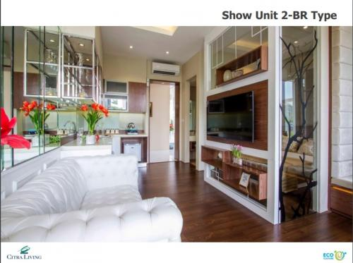 For Sale Citra Living Apartment By Ciputra Group Near Soekarno Hatta