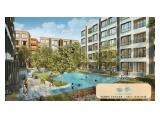 Harga Perdana Lloyd - Apartemen Bernuansa New York di Bintaro BSD (Low-Rise Apartment with 70% Green Open Space)
