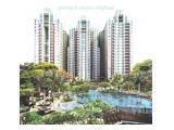 Jual Apartemen Sherwood - Kelapa Gading - 3BR - Fully Furnished