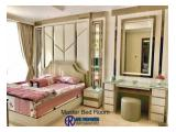 For Sell Apartment District 8 SCBD Size 105 Sqm Type 2 BR Luxurious Furnished (All Stuffs are brand new) 63 th Floor