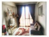 Jual Apartemen The Royal Olive Residence Jakarta Selatan - 2 BR 52m2 Furnished