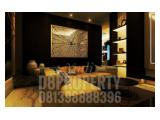 Dijual Residence 8, size 178m2,  2BR+ 1. View Sudirman + Swimming pool  Harga Bottom GEBYAR MERDEKA IDR 7.5 M.