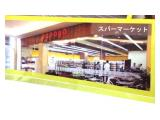 JUAL CEPAT 1 Park Residence 2 br 94 m2 Unit Terawat Minimalist !