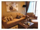 Dijual Cepat Apartemen Sahid Sudirman Residence 2BR Luas 86,20m2 Kondisi Furnished