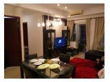 Dijual Cepat Apartemen Sudirman Park Tower A Luas 78 m2 - 3BR Kondisi Furnished