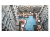 Dijual Cepat Apartemen Sudirman Park Tower A, Luas 48 m2, 2 BR Furnished