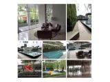 Jual Apartemen – Bintaro Plaza Residences 2 BR 48 m2 Fully Furnished