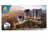 Jual Apartemen Anwa Residence Tangerang - Studio 28m2 Unfurnished
