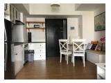 Dijual/Disewakan Apartemen Ambassade Residence – 2 BR Fully Furnished
